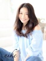 【nike池袋 池袋西口店】 艶髪おしゃれミセス&艶髪カラー