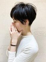 【morio】2020春夏ネープレスショート...risa