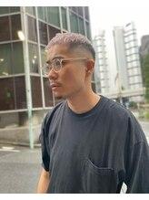 シー クルー 渋谷(C crew)ハイトーン クロップスタイル