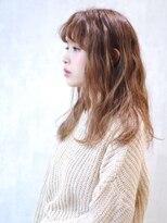ラシェル パル ノエル(Laciel par Noel)ざっくり波ウェーブロング