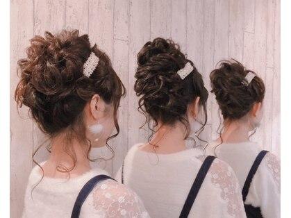 ヘアーメイクアンドネイル マカロン(hair make&nail Macaron)の写真