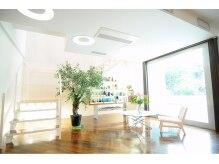 イマジン(IMAGINE)の雰囲気(1階は照明デザイナーによる光の演出で癒しの空間を作っています)