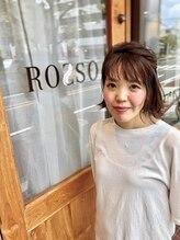 ロッソ ヘアデザイン(ROSSO hair design)倉地 智子