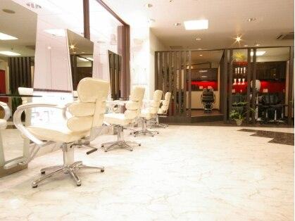 アトリエ モーリスヘアー イオン所沢店2F(Atlier Morris Hair)の写真