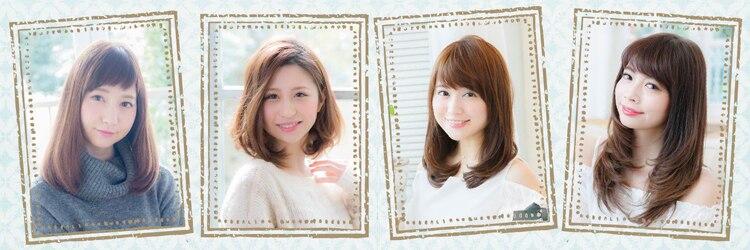 オーブ ヘアー オペラ 新宿2号店(AUBE hair opera)のサロンヘッダー