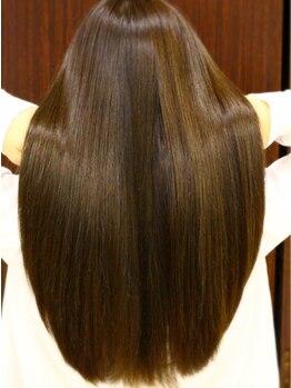 クリック 八千代緑が丘店の写真/髪も紫外線ダメージ受けています!自分にあったトリートメントでダメージを修復♪理想のサラツヤ髪へ☆