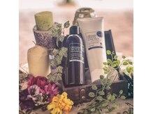 ヘアレスキュー クルアルガの雰囲気(オーガニックノートシャンプー、7種類の香り&ヘアケア)