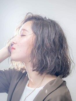 ヘアリライアンスウナ(hair reliance Una)の写真/【札幌/大通駅】'気取らない上品さ'を惹き出す。20代からのプレ大人女性が通いたいと感じる上質サロン。