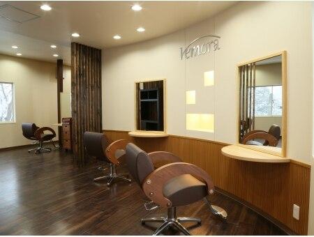 レモラ(remora)の雰囲気(広々とした空間で、オーナーがマンツーマンで担当します♪)