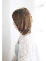 シュシュット(chouchoute)吉祥寺3分/モード3Dカラージグザグバング美髪ミニマムボブ/073