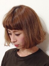 ストラダ ヘア デザイン(Strada hair design)ナチュラルボブ☆
