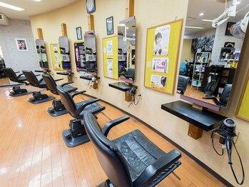 美容室 サクモト(SAKUMOTO)の写真/髪のケアもサロンタイムも大切にしたい方に。貴女の求める優しい施術とお洒落スタイルを提案してくれる!!