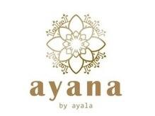 頭皮&髪を優しくいたわる事…ayanaは髪を切るだけの場所ではございません。身も心もリラックスして欲しい。