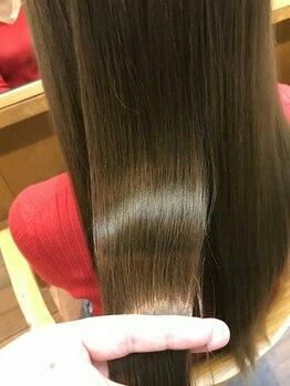 ヘアー ブランチ(hair. branch)の写真/最高級オーガニックブランド《rolland》を使用!傷みと乾燥を今すぐ直したい方にオススメトリートメント♪