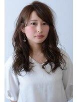 ラ リュエル 町の小さな美容室(La Ruelle.)大人っぽセミデぃ3♪ ~shiori~