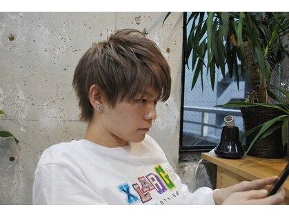 ピース(Hair Atelier P's)の写真