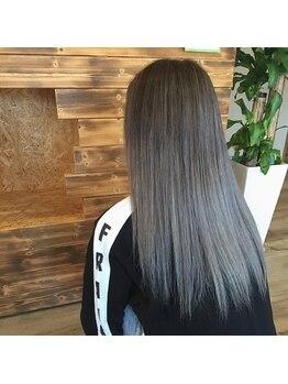 ヘアサロンアコール(Hair Salon acoord)の写真/一人一人に合わせたデザインで似合わせスタイルに変身!経験豊富なスタイリストの施術が好評です☆
