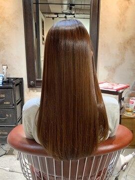 ヴァーチューセカンド(VIRTUE 2ND)髪質改善トリートメント