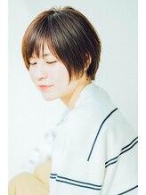 ヘアラウンジ アンリオ(hair lounge an rio)☆ナチュラルショート☆