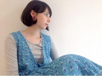 ミト(mito)の写真/洗練されたセンスとカット技術で、ナチュラルで女性らしいショートスタイルに仕上げてくれる…☆