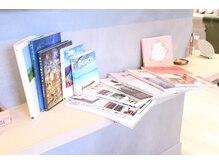 おしゃれな幅広い趣味雑誌、本も多数用意☆