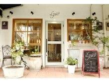 ヘア サロン リュース(hair salon Ljus)の雰囲気(花屋カフェの様な、優しい雰囲気に癒されて♪【二子玉川】)