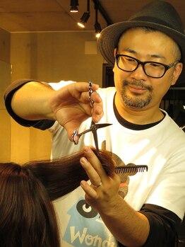 クマヘアー(KUMA hair)の写真/【プライベート空間だからこそ、ホッと安らぐひと時に…】周りの目を気にせずゆったり施術を堪能できる♪
