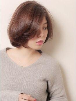 ソワン(Soins)の写真/『毎月の白髪染めやフルカラーの繰り返し…ゴワつき・傷み諦めていませんか??』
