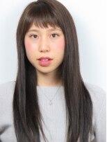 ヘアメイクエシェル 小松店(Hair Make e‐shell)ナチュラルストレート