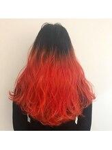 ジーナ(XENA)hot orange