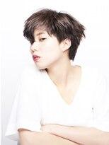 サラビューティーサイト 志免店(SARA Beauty Sight)ジェンダーレスなクールショートスタイル
