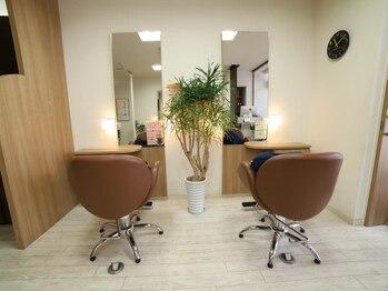 美容室 ココ(COCO)の写真/あなた専属のヘアアドバイザーとして『あなた史上一番キレイな艶髪』を手に入れるお手伝いをしてくれる!!