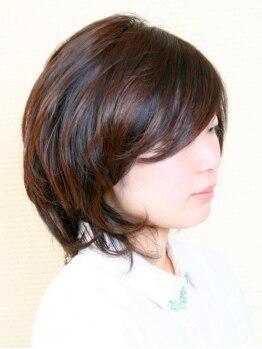 オーディーエー(ODA)の写真/ダメージヘアに最適な3stepトリートメント!!髪質に合わせた施術で、扱いやすく美しくまとまる髪に☆