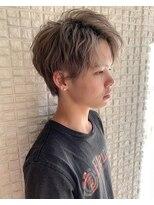 ザ サードヘアー 津田沼(THE 3rd HAIR)ハイトーンソフトマッシュ