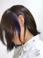 ローグヘアー 板橋AEON店(Rogue HAIR)Rogue HAIR 板橋AEON店♪ ちょい見せ「インナーカラー」