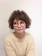 クアルト ヘア(Quarto hair)《Quarto hair》重軽スタイル☆フェアリーデジタルパーマ☆