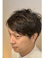 ククー ヘアーアンドメイクアップ(COU COU)大人カッコいいショートヘア
