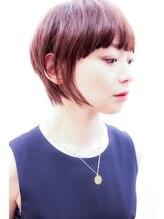 アーティズム(ARTISM)☆大人の女性にお勧め☆ 完璧フォルムのレトロベリーショート♪