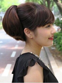 桜ギンザ (Ginza)の写真/【新橋駅徒歩3分】着付けやヘアセットは朝7時~予約OK♪遠方や朝早い結婚式にも◎Open以来大人気サロン!