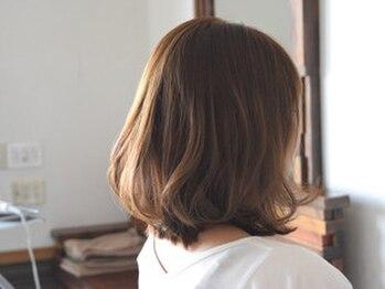 """ヘアーデザインギフト(Hair design gift)の写真/期待以上の仕上がり!""""自分で再現できる""""を実現する繊細なカットが人気☆女性の可愛らしさを引き出します"""