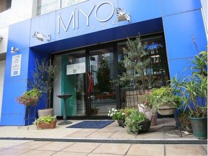 ヘア クチュール ミヨ(HAIR COUTURE MIYO)の写真