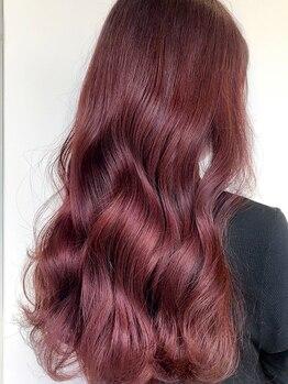 ナリー 河原町(Nary)の写真/業界でもコアなトリートメント【リトルサイエンス】で毛髪組織そのものを健康に。髪質改善が半端じゃない!