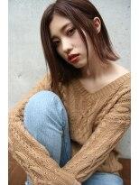 フェス カットアンドカラーズ(FESS cut&colors)しっかりピンクアッシュ【福岡美容室FESS】