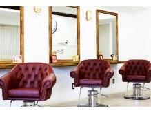 ヘアーメイク ストーリィー(hair make STORY)の雰囲気(丁度いい広さの店内♪イスも座っていても疲れません♪)