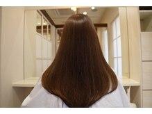髪が硬い人&ボリュームダウンしたい方必見☆CHANCEの髪質改善トリートメントとは?