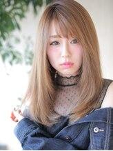 アグ ヘアー ページ 下諏訪店(Agu hair page)柔らかヘルシーストレート