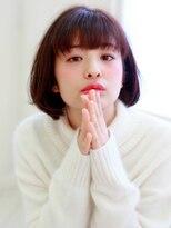 ショコラ アベノ(Chocolat ABENO)ヴィンテージ☆ナチュラルボブ