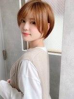 アグ ヘアー ララア 平塚店(Agu hair lalah)《Agu hair》美シルエット×タイトショート