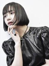 コード(KORD)【KORD_TOKYO】Unluck #大人かわいい#マッシュショート#ボブ
