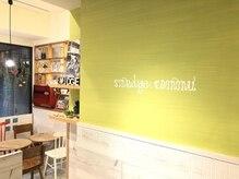 スマッジコミュ(smudge commu)の雰囲気(受付&カフェブース詳しくはsmudgecommu.cafe(インスタ)を♪)